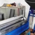Maquina de aplicar adesivo hot melt